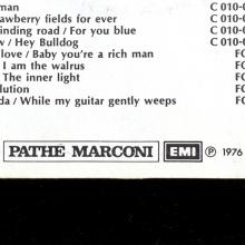 THE BEATLES DISCOGRAPHY FRANCE - OLDIES BUT GOLDIES - 001 - pic 1