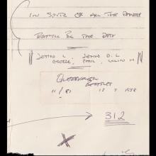 1958 07 12 - 1981 11 00 - THE QUARRYMEN - IN SPITE OF ALL THE DANGER ⁄ THAT'LL BE THE DAY - pic 6
