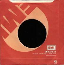 BILLY J. KRAMER & THE DAKOTAS - LITTLE CHILDREN ⁄  BAD TO ME - EMI 2546 - UK - PROMO - pic 2
