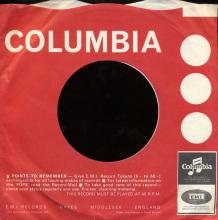 PETER AND GORDON - NOBODY I KNOW - DB 7292 - UK - pic 1