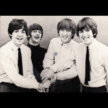 1964 THE BEATLES PHOTO - POLISH PHOTO RECORD - A-B - pic 1