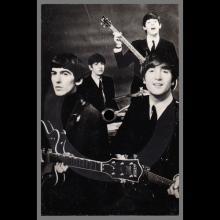 1964 THE BEATLES PHOTO - POLISH PHOTO RECORD - A-B-C-D - pic 1