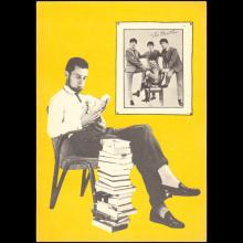1964 THE BEATLES PHOTO - POSTCARD HOLLAND - 108 ⁄ 1 - 15X10,6 - pic 1