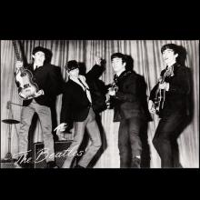 1964 THE BEATLES PHOTO - POSTCARD HOLLAND - DRUK T STICHT UTRECHT - AX 5655 - 14,2X9,2 - pic 1