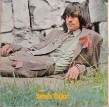 1968 12 06 JAMES TAYLOR - CAROLINA IN MY MIND - APPLE RECORDS - SKAO 3352 - USA - pic 1