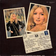 1969 02 21 MARY HOPKIN - POSTCARD - APPLE - T 2 C 062-90.019 - SAPCOR 5 - FRANCE - pic 1