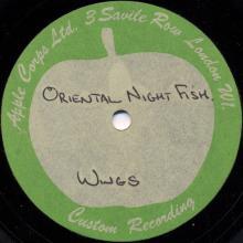 1973uk -Oriental Night Fish  - pic 1