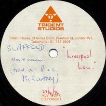 1974uk -Liverpool Lou - McGear  - pic 1