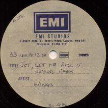 1974uk a-b -Soundtrack From One Hand Clapping 2 sided 12inch 7 tracks - pic 1