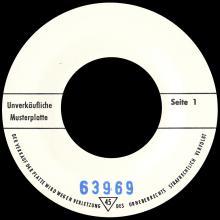 "1980 06 13 - PAUL MCCARTNEY - WATERFALLS ⁄ CHECK MY MACHINE - GERMANY 7"" TEST PRESSING - pic 1"