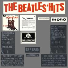 1981 12 07 UK The Beatles E.P.s Collection - GEP 8880 - The Beatles ' Hits - A - pic 1