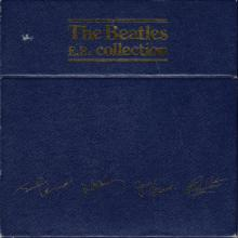 1981 12 07 UK The Beatles E.P.s Collection - B - FULL CENTER EMI RECORDS - pic 1