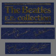 1981 12 07 UK The Beatles E.P.s Collection - A - PUSH-OUT CENTER EMI RECORDS - pic 1