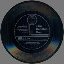be fl a 1980 Promo Flexi Record For - The Beatles Box - Made In England By Lyntone French Text LYN 9657 DS BTL -1 - pic 1