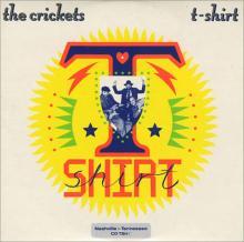 1988 09 05 The Crickets - T-Shirt ⁄ CD TSH 1 ⁄ 5 099765 299427 - pic 1