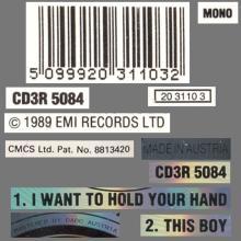 1989 01 23 CD3R 5084 - CD3R  5114 - pic 1