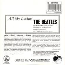 "1992 04 05 06 UK The Beatles Compact Discc EP.Collection CD BEP 14 ⁄ 5""CD - CDGEP 8891 - CDGEP 8913 - CDGEP 8920 - pic 1"