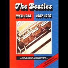 1993 09 20 Th1993 09 20 THE BEATLES 1962-1966 1967-1970 - ADVERTISING PRESS MATERIAL - BELGIUM/UK - pic 1