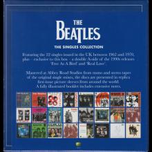 2019 11 22 THE BEATLES THE SINGLES COLLECTION - GERMANY - 0602547261717 - pic 1