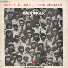 BADFINGER - COME AND GET IT - FRANCE - 2C 006-90.916 M ⁄ APPLE 20 - pic 1