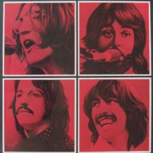 BELGIUM 1970 LET IT BE - BEATLES MOVIEPOSTER FILMPOSTER - pic 1