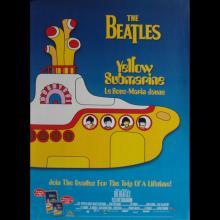 BELGIUM 1999 YELLOW SUBMARINE / LE SOUS-MARIN JAUNE - BEATLES MOVIEPOSTER FILMPOSTER - 50 X 70 - pic 1