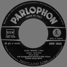CILLA BLACK - STEP INSIDE LOVE - ITALY - QMSP 16425 - pic 1