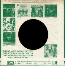 CILLA BLACK - STEP INSIDE LOVE - UK - R 5674 - PROMO - pic 1