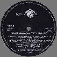 HOLLAND 1972 06 00 PAUL MCCARTNEY WINGS - PROM 4 JUNE⁄JULY - MARY HAD A LITTLE LAMB -12INCH PROMO - pic 1