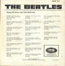 NORWAY EP 1967 02  00 - YELLOW SUBMARINE - GEOS 262 - LABEL NEW STYLE BLACK ODEON - pic 1