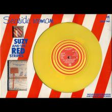 1977 Suzy And The Red Stripes  ⁄ Seaside Woman - B-Side To Seaside ⁄ AMS 7461  - pic 1