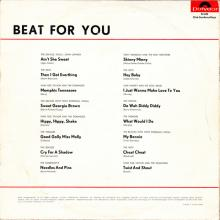 THE BEATLES DISCOGRAPHY AUSTRIA 1966 01 00 BEAT FOR YOU - B - CLUUB-SONDERAUFLAGE - 94 042 - pic 1