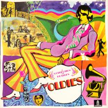 THE BEATLES DISCOGRAPHY BELGIUM 1966 12 10 - 1972 00 00 - A COLLECTION OF BEATLES OLDIES BUT GOLDIES - 4 C 062-04258 - pic 1