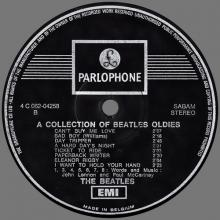 THE BEATLES DISCOGRAPHY BELGIUM 1966 12 10 - 1972 00 00 - A COLLECTION OF BEATLES OLDIES BUT GOLDIES - 4 C 062-04258 - pic 4