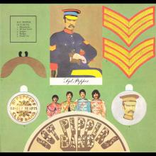 THE BEATLES DISCOGRAPHY BELGIUM 1967 06 01 - 1974 ⁄ 5 - SGT.PEPPERS LONELY HEARTS CLUB BAND - A - PARLOPHONE - 4C 066-04177 - pic 7