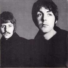 THE BEATLES DISCOGRAPHY BELGIUM 1977 11 19 - LOVE SONGS - A - PARLOPHONE - 4C 156-06550 ⁄ 4C 156-06551 - pic 1