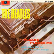 THE BEATLES DISCOGRAPHY DENMARK 1963 03 22 b PLEASE PLEASE ME - PMC 1202 - pic 1