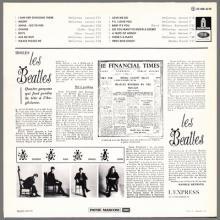 THE BEATLES DISCOGRAPHY FRANCE 1978 BOXED SET 01 - 1964 01 07 LES BEATLES N°1 - M / N - BLUE ODEON EMI SACEM - Y 2C 066-4219   - pic 1