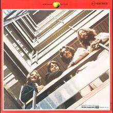 THE BEATLES DISCOGRAPHY FRANCE 1979 00 00 BEATLES ⁄ 1962-1966 - Bx2 2C 162-05307⁄8 - Red vinyl  - pic 1