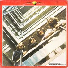 THE BEATLES DISCOGRAPHY FRANCE 1979 00 00 BEATLES ⁄ 1962-1966 - Yx2 DC 17⁄18 - Red vinyl - pic 1