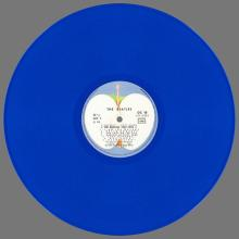 THE BEATLES DISCOGRAPHY FRANCE 1979 00 00 BEATLES ⁄ 1967-1970 - 2xY DC 19⁄20  - Blue vinyl - pic 1