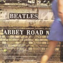 THE BEATLES DISCOGRAPHY FRANCE 1979 00 00 BEATLES ABBEY ROAD - DC 8 - Green vinyl  - pic 1