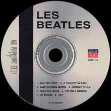 THE BEATLES DISCOGRAPHY FRANCE 1994 00 00 - LES BEATLES - POLYDOR 45 900 STANDARD - LE CLUB DIAL - CD - 2 024193 001123 - pic 1