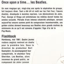 THE BEATLES DISCOGRAPHY FRANCE 1994 00 00 - LES BEATLES - POLYDOR 45 900 STANDARD - LE CLUB DIAL - CD - 2 024193 001123 - pic 7