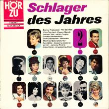 THE BEATLES DISCOGRAPHY GERMANY 1964 00 00 SCHLAGER DES JAHRES - HÖR ZU - HZT 516 - pic 1
