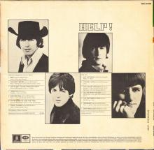 THE BEATLES DISCOGRAPHY SWITZERLAND 1965 08 00 HELP ! - A - EXPORT SWISS YELLOW ODEON - SMO 84 008 - pic 1
