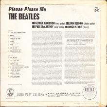 THE BEATLES DISCOGRAPHY GREECE 1963 03 22 - 1963 PLEASE PLEASE ME - PMC 1202 ⁄ PMCG 1 - pic 1