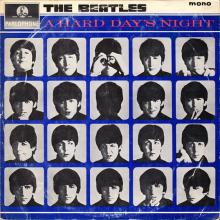 THE BEATLES DISCOGRAPHY GREECE 1964 07 10 - 1964 A HARD DAY'S NIGHT - PMC 1230 ⁄ PMCG 2 - pic 1