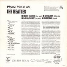 THE BEATLES DISCOGRAPHY HOLLAND 1963 03 00 - 1971 - THE BEATLES PLEASE PLEASE ME - RED LABEL PARLOPHONE - PCS 3042  - pic 1