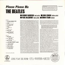 THE BEATLES DISCOGRAPHY HOLLAND 1963 03 00 - 1980 - THE BEATLES PLEASE PLEASE ME - PARLOPHONE - 1A 062-04219 - pic 1